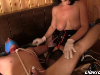 The Most Painful Cum Ever for You, Slut!