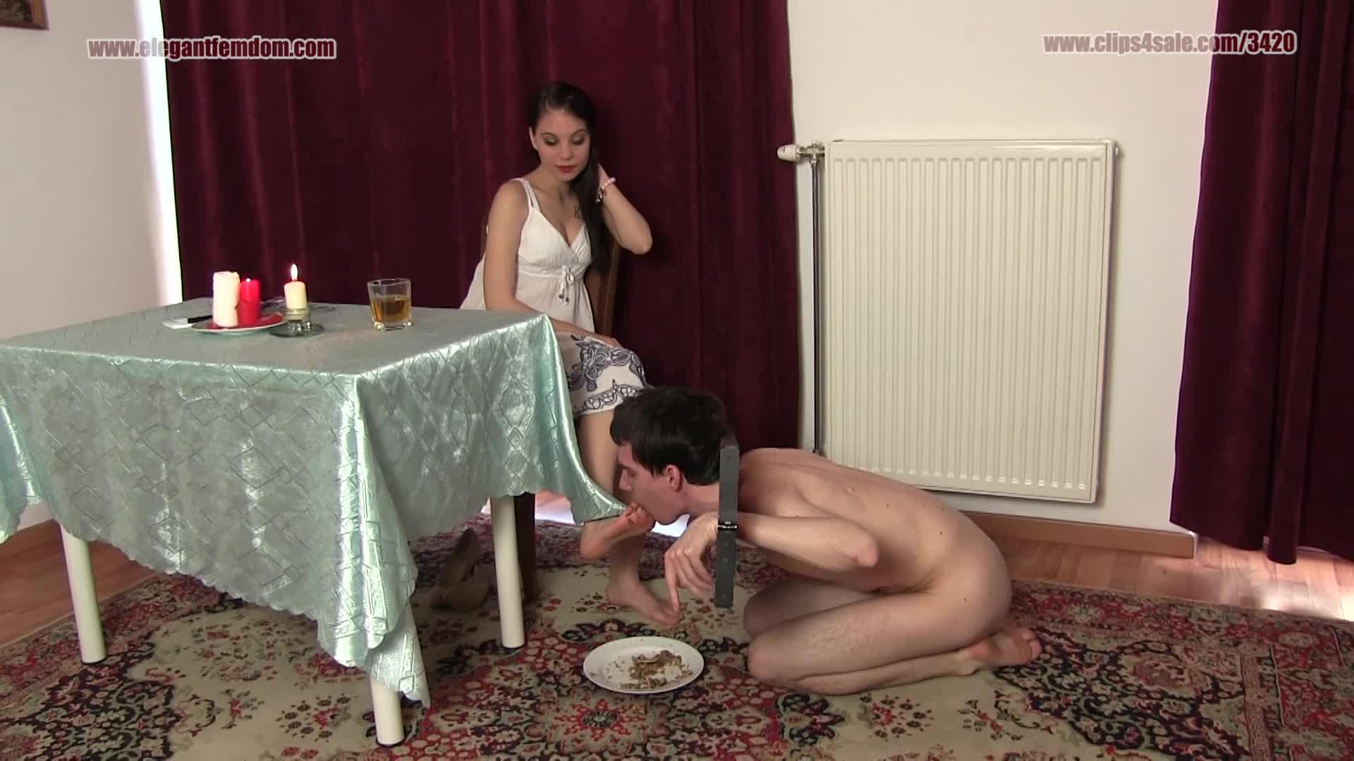 High Heel Worship Slave
