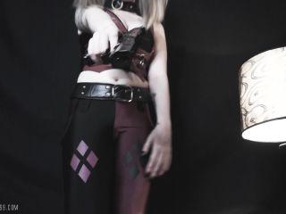 Goddess Isabel — Harley Quinn Ass Smothering