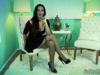 AMAZON Goddess Harley – Harmful Therapy-Fantasy