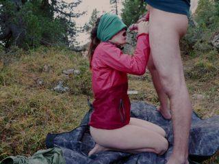 Hiking and Sex at 2600 Mt