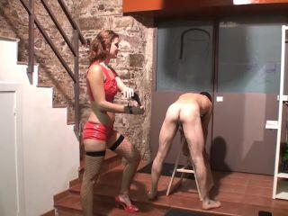 Porn online Femdom Insider – Hard Punishment over her Spanking Horse. Starring Mistress Nataly femdom
