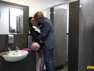 FakeDrivingSchool presents Tory Candi Jackson – Busty businesswoman fucked by boss –