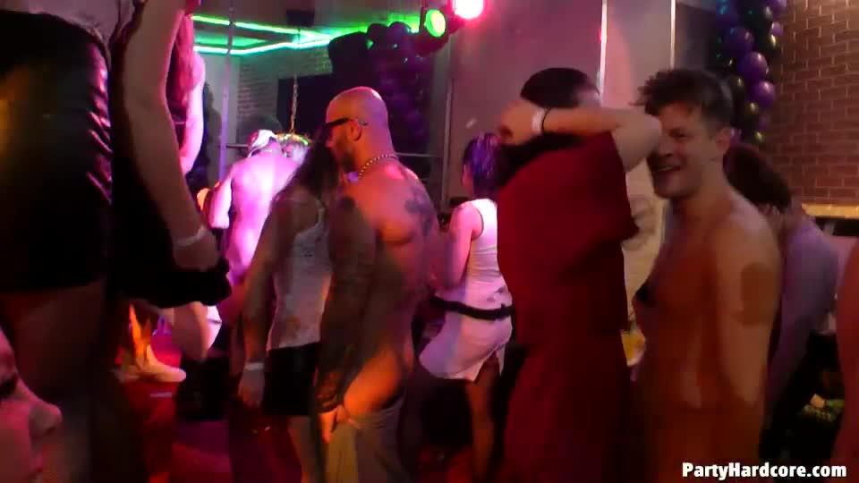 Lesbian Group Sex Party