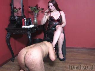 Sophia's Slave (Part 1)  18th Dec 2015