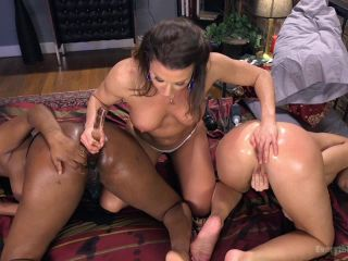 Britney Amber Learns how lesbians do Anal - Kink  May 31, 2016