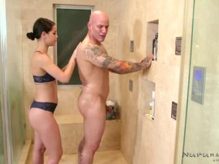 NuruMassage presents Alina Lopez in My Wifes Sister —