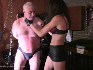 Ball Busting Chicks – Tormenting Her Slave – Hera