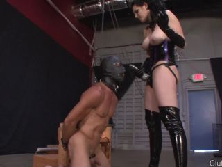 Porn online ClubDom – Mistress StrapOn Fucks [Pegging]