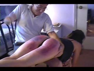 Title Leah Gets Spanked To Tears
