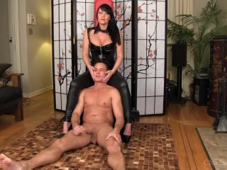 Nipple Play – Club Stiletto FemDom – Squeezed and Humiliated Starring Mistress Kandy