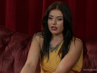 Kink.com- Deviant Desire: Fallon provokes the mob to get the gang-bang of her dreams!!-- John Strong, Gage Sin, Owen Gray, Bill Bailey, Mr. Pete, Fallon West
