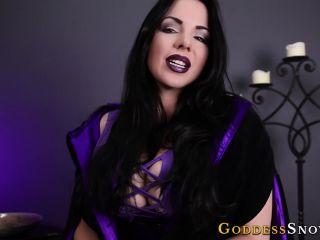 goddess alexandra snow - dark sorceress