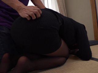 Pantyhose Legs Foot Fetish VRTM-463 Black Pantyhose Bow Their Heads To ...