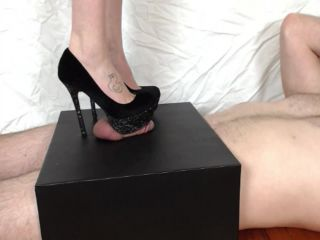 Porn online Goddess Bianca Baker – Black Heels femdom