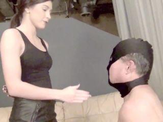 Porn online Saliva – DomNation – SLAPPED TO OBLIVION FOR YOUR LITTLE MAN MEAT – Nikki Next
