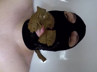 scatdesire - Shit and Enema for Toilet Slave [FullHD 1080P] - Screenshot 6