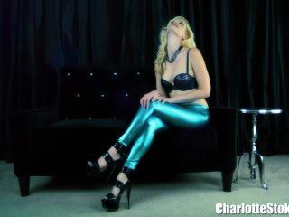 Goddess Charlotte Stokely in Stroke To Be My Fag: Sweet CEI Encouragement