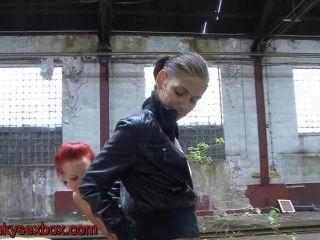 Female Domination – Under my princess – Rachel Evans and Anna Sollis 03