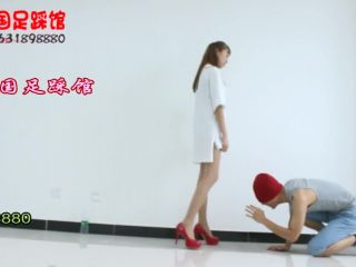 Chinese young teen femdom