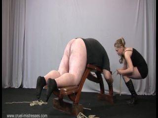 cruel-mistresses  seductive larissa strikes  punishment
