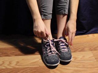 Video online Cherry Blazedd - After Gym Stinky Socks