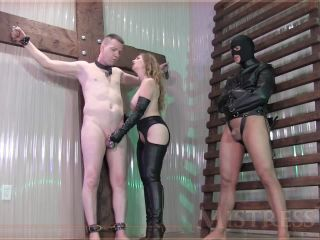 Fetish Fuckery presents Mistress T in Fuck 1 Slave, Deny the Other