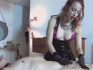 Porn online FemmeFataleFilms - Goddess Jenilee - PLUGS, SPIT AND SOUNDS femdom
