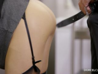 DorcelClub presents CLEA GAULTIER WILL DO ANYTHING FOR A CONTRACT –