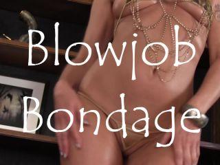 Obey Melanie - Blowjob Bondage FullHD