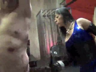Asian Cruelty - A CRUEL MISTRESS RIPS FLESH OFF WITH A BRUTAL BEATDOWN - cane on fetish porn