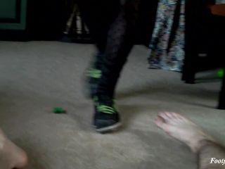 Sexy FootJob – Readhed Girl Footjob – Goddess FootJob