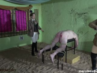 Canes – Merciless Dominas – Its 200 This TIme – Mistress Athena and Mistress Inka