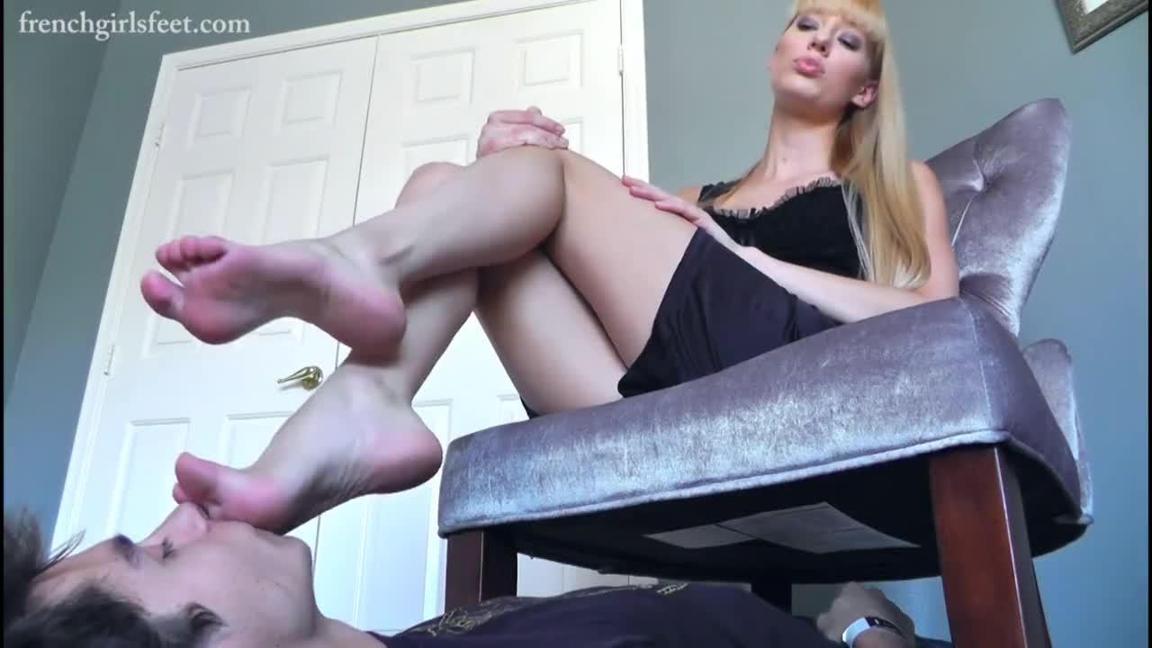 Lesbian Foot Worship Interview