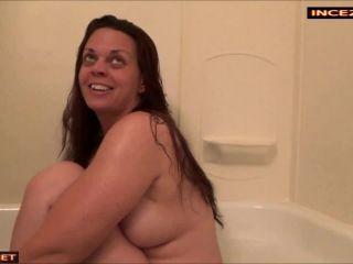 Diane Andrews in Moms Tipsy Bath