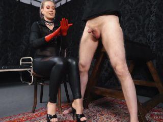 Cruel Anettes Fetish Store – Brand new rubber gloves FHD MP4 – Mistress Anette Handjob