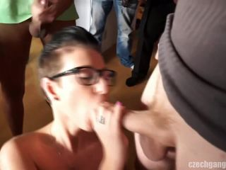 Czech gangbang episode 16