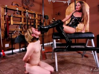 Boots – ClubDom – Kendra Heart Boot Worship – Part 1