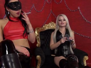 Slut Training – MISTRESS GAIA – ULTIMATE BOOTDOMS