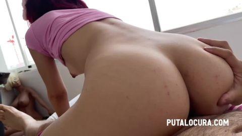 Ohana Petite - Teen swallowing cum [HD 720P]