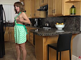 Allover30 presents Cyndi Sinclair 51 years old Mature Housewives –