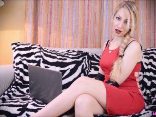 I'm Your Boss Now – Goddess Isabel - humiliation - blonde blonde teen big