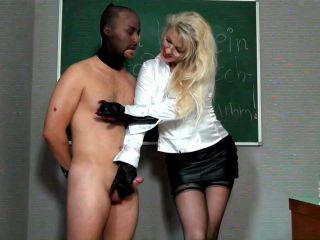 Evsfetishfemdom - Lady Cynthia - School Slave – Part 1-4