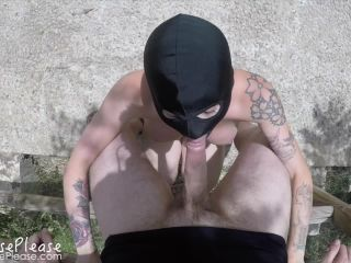 Elouise Please - BDSM Outdoor Fucking BOY GIRL