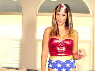 Porn online Mandy Flores: Stealing Wonderwomans Body