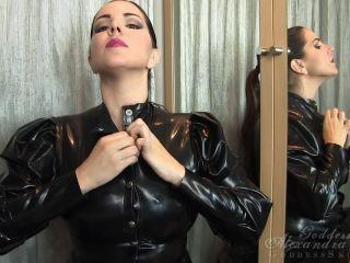 Porn online Tease & Denial – Goddess Alexandra Snow – More Shiny Tit Worship