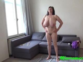Online porn - Macromastia Hanging Breasts bbw