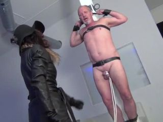 Cybill Troy – Cybill's Cock Whipping Martyr