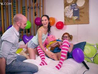 SweetyX presents Lilu Moon & Kira Roller — Sex Doll