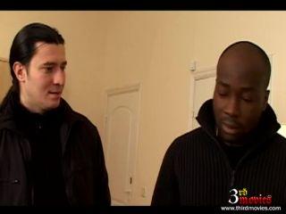 Gabriela Gets Semen On Her Hairy Twat